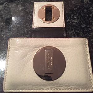 Accessories - Leather Business Card Holder